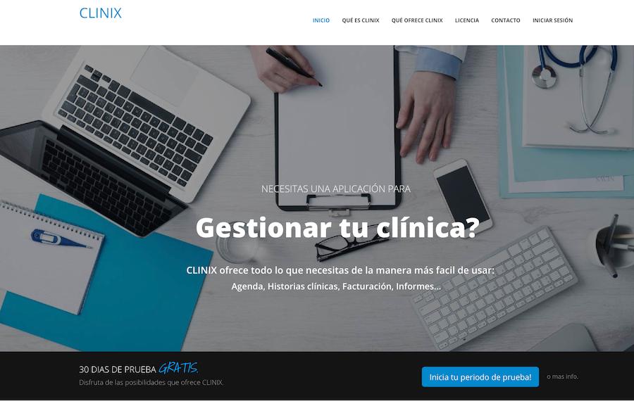 www.clinix.es
